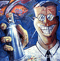 Phil Robinson - Spraycan Art