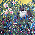 Dorothy Jenson - Spring Kitty