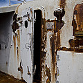 Jessica Berlin - SS United States Rusted...