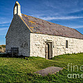 Adrian Evans - St Cwyfan Church