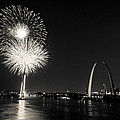 Scott Rackers - St. Louis Fireworks