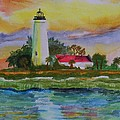 Warren Thompson - ST. Marks Lighthouse-2