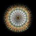 Stephen Stookey - Stained Glass Dome - 2