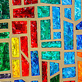 Andrea  OConnell - Stained Glass Rainbow