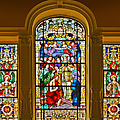 Christine Till - Stained Glass Window...