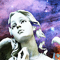 Sharon Cummings - Stargazer - Angel Art By...