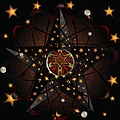 Liane Wright - Stars and Atoms Abstract