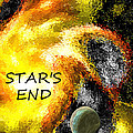 Bruce Iorio - Stars End  Cover Art