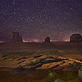 Steven Barrows - Stars Over Monument...