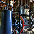 Timothy Lowry - Steam generator at...