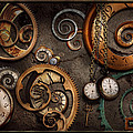 Mike Savad - Steampunk - Abstract -...