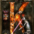 Mike Savad - Steampunk - Alphabet - K...