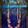 Mike Savad - Steampunk - Alphabet - U...