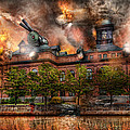 Mike Savad - Steampunk - The war has...