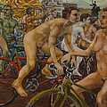 Peregrine Roskilly - Steward guiding naked...
