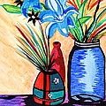 Connie Valasco - Still Life Flowers