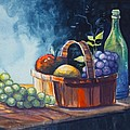 Karon Melillo DeVega - Still Life in...