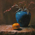 Sarah Buell  Dowling - Still Life on Canvas