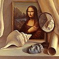 Felix Freudzon - Still Life with Mirror...