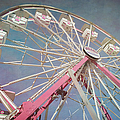 Joan Carroll - Stock Show Ferris Wheel