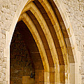 Christi Kraft - Stone Archway at Tower...