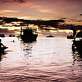 Amyn Nasser - StoneTown Magic Sunset