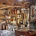 Evie Carrier - Store Room at Fort...