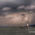 Michele Steffey - Storm Over Myers Point