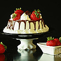 Inspired Nature Photography By Shelley Myke - Strawberry Chocolate...