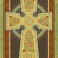 Randy Wollenmann - Stylized Celtic Cross