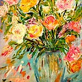 Barbara Pirkle - Summer Bouquet
