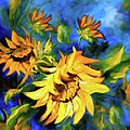 Zeana Romanovna - Sunflower Glory