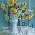 Elena Oleniuc - Sunflowers