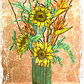 Troy Brown - Sunflowers