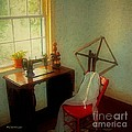 RC deWinter - Sunny Sewing Room