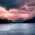Carol  Lux Photography - Sunrise At  Indian Arm -...