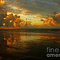 Jeff Breiman - Sunrise at Myrtle Beach