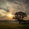 Photos By Jeff - Sunrise at Valley Forge