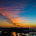 Rene Triay Photography - Sunset Cold Front Moving...