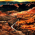 Bob and Nadine Johnston - Sunset Grand Canyon West...