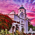 Diana Sainz - Sunset Mission San Luis...