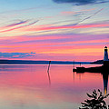 Paul Ge - Sunset On Cayuga Lake...