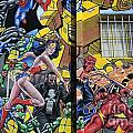 Bob Christopher - Superhero Wall Art...