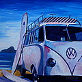 M Bleichner - Surf Bus Series - The...