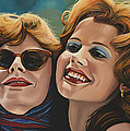 Paul  Meijering - Susan Sarandon and Geena...