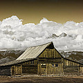 Randall Nyhof - T.A. Moulton Barn in the...