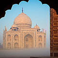 Inge Johnsson - Taj Mahal Dawn