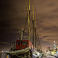 Nick Mares - Tall ship in the lights...
