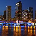 Lori  Burrows - Tampa Skyline