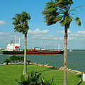 Connie Fox - Tanker in Houston Ship...